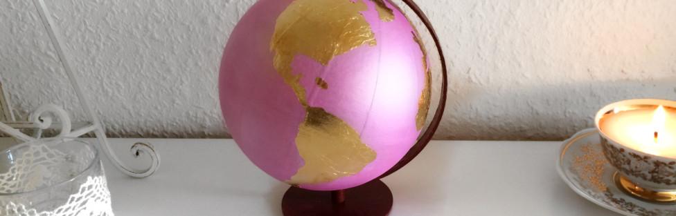 Vintage Inspired Globe